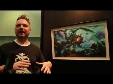 Into the Pixel Artist Interview with Christopher Chamberlain