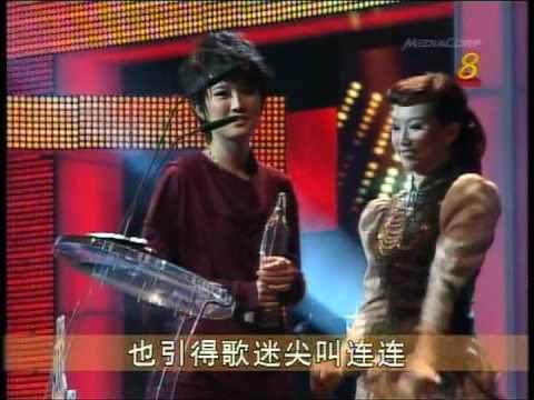 新加坡金曲�頒獎禮 - 新聞1