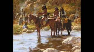 Musica etnica Oliver Shanti - Navajo prayer song