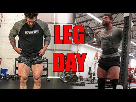 How To Build MASSIVE Legs (full Bodybuilding Leg Workout)