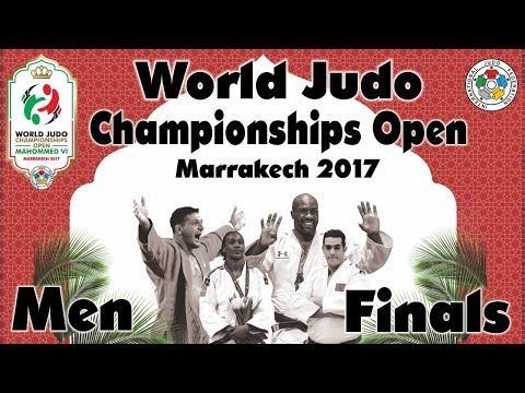 World Judo Open Championships 2017: Men Final Block