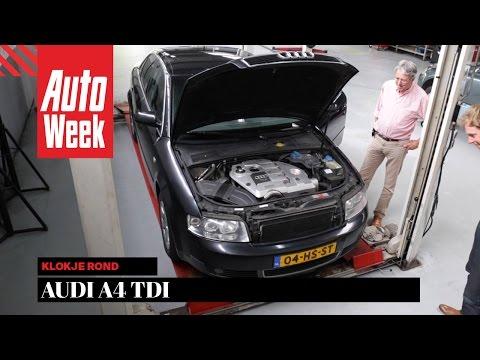 Audi A4 TDI (2001 / 891.854 km) - Klokje Rond