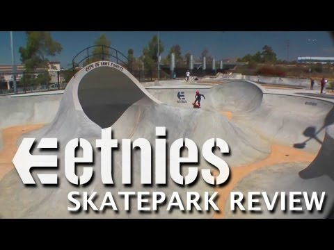 Skatepark Review: etnies Skatepark - Lake Forest, California