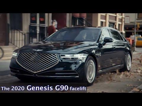 Genesis G90 2020.