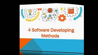 Software Development Steps and Methods