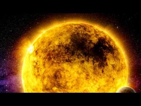 Солнечная активность (активность солнца). Вспышки на