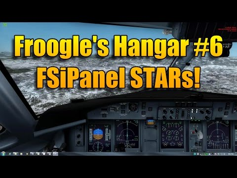 FROOGLES HANGAR - STARs WITH FSiPANEL