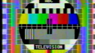 ABC Test Pattern (Australian station ID) 1975