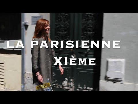 Paris, France. La Parisienne du XI eme Come With Me to discover the 11th