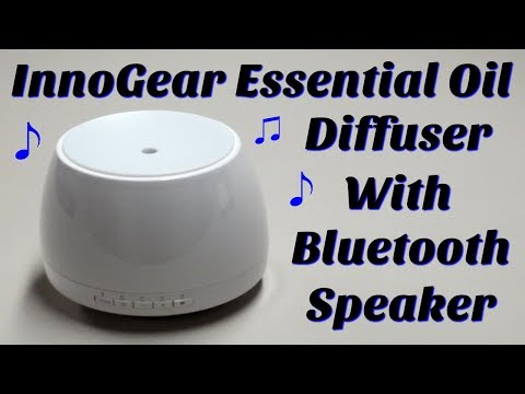 innogear-bluetooth-aroma-diffuser---review-&-demo!