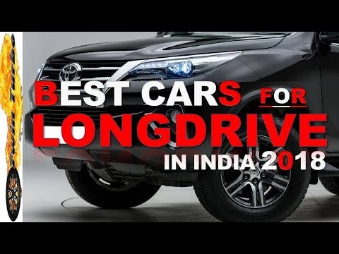best cars for long drives in india 2018 10 best comfortable cars for long trips youtube. Black Bedroom Furniture Sets. Home Design Ideas