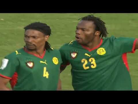 الشوط الأول من مباراة | مصر و الكاميرون 2/4 فى دور المجموعات من كأس الامم الافريقيا غانا 2008م