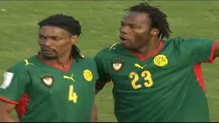 الشوط الأول من مباراة  مصر و الكاميرون 24 فى دور المجموعات من كأس الامم الافريقيا غانا 2008م