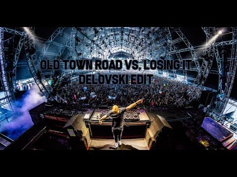 Lil Nas X Feat. Billy Ray Cyrus Vs. Fisher - Old Town Road Vs. Losing It (Delovski Edit)