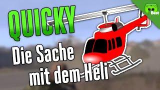 QUICKY # 106 - Die Sache mit dem Heli «» Best of PietSmiet | HD
