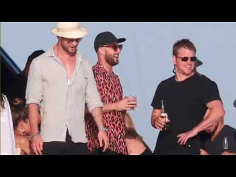 Chris Hemsworth and Elsa Pataky Summer of Love 2019 (Part 2)