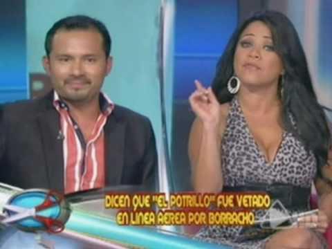 Por Que Le Dicen La Venenosa A Carolina Sandoval La Opinion