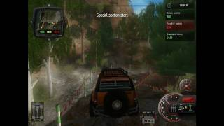 4x4 HUMMER PC GamePlay Video 720p
