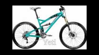 Top 10 Brands of Mountain Bikes (VIDEO)