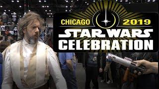Star Wars Celebration 2019 in 4k