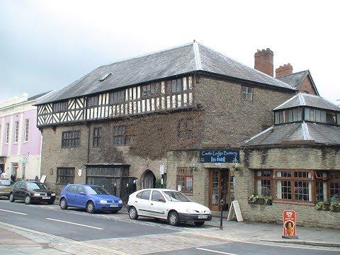Castle Lodge Ludlow (Shropshire) 14.06.07