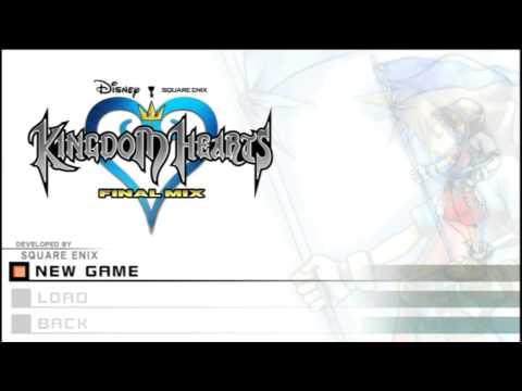 Kingdom Hearts Soundtrack - 01 - Dearly...
