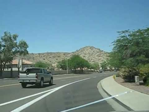 Ahwatukee Arizona (Ray Rd/Chandler Blvd)