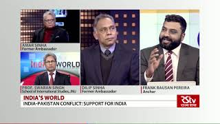 India's World: India-Pakistan Conflict: Support For India
