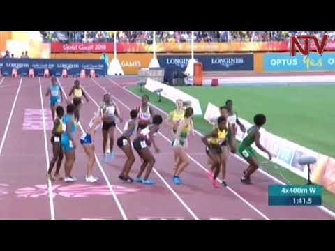 COMMONWEALTH: Chekwel and Chelengat 4th and 11th respectively, in the women 5,000 meters