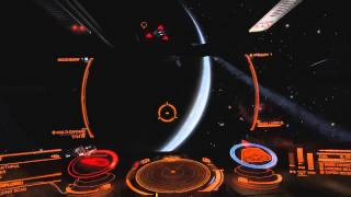 Elite: Dangerous Anaconda Face-Off Incursion