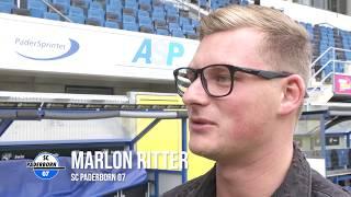 Marlon Ritter bleibt bis 2021