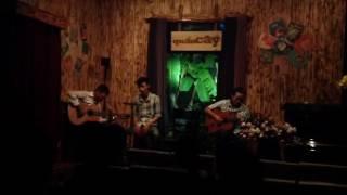 Lãng Du - L'avventura - Guitar Gỗ Band @ QUÁN CÂY