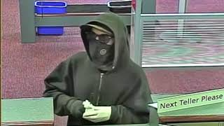 "FBI searches for ""Faceless Bandit"", suspect in Massachusetts bank robberies"