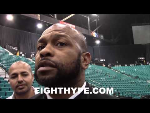 ROY JONES JR. SAYS ANDRE WARD WOULD HAVE WHITEWASHED SERGEY KOVALEV IF HE DIDN