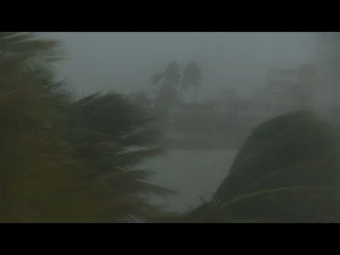 Uragano Irma, completamente devastate isole caraibiche francesi