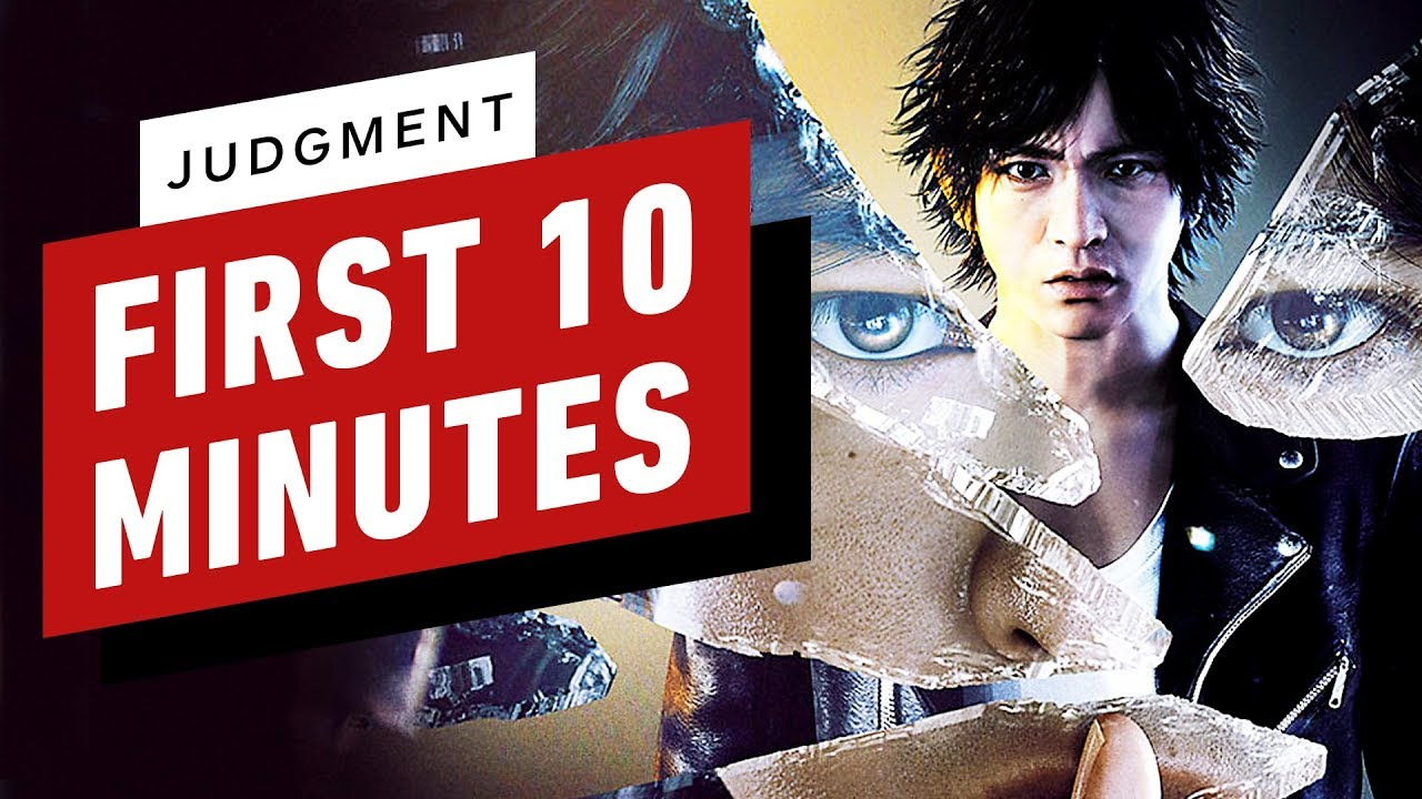 The First 10 Minutes of Judgment Gameplay