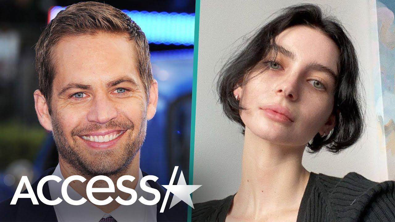 So Sweet! Vin Diesel Escorts Paul Walker's Daughter Down the ...