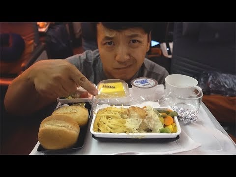 Flying Singapore Airline PREMIUM Economy New York to Singapore
