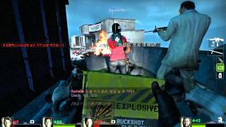 ☣roblox,nwi imgeum☣'s l4d2 play - Damit4