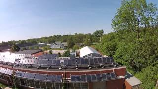 Corner Brewery Solar Installation