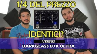 Darkglass Microtubes B7K Ultra VS Neural DSP plugin | WHICH ONE IN BETTER?  • test, review & compare