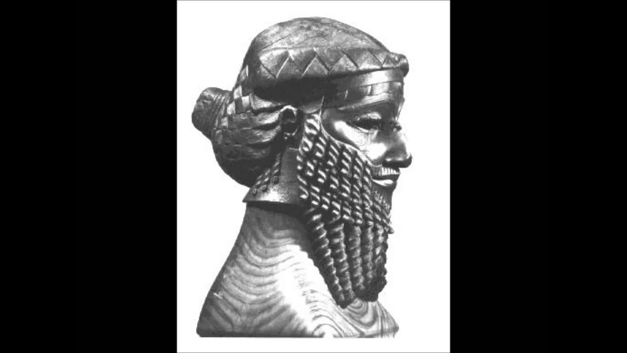 akkad and sargon the great world history - 1280×720