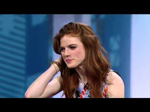 Rose Leslie On Auditioning For 'Game Of Thrones'