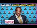 BOOKER T the VIDEO GAME GEEK?! - Superstar Savepoint