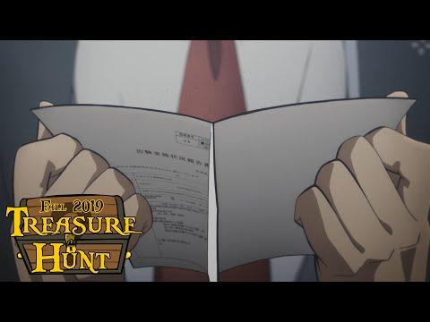 Fall 2019 Treasure Hunt - Babylon Episodes 1 2 3