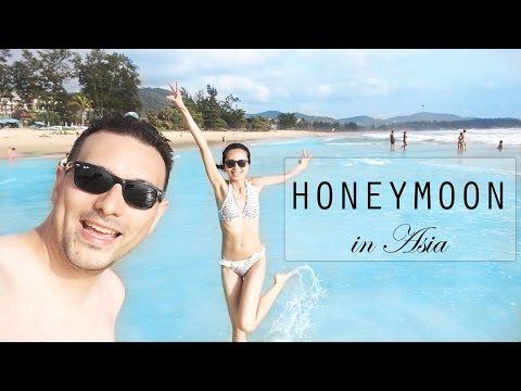 【我的亞洲蜜月旅行】3週環遊4個國家5個城市 honeymoon-in-asia