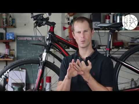 How to fix a squeaky disc brake