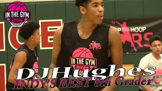 DJ HUGHES  SHOWS WHY HE IS ONE OF INDIANA'S BEST 8th Graders