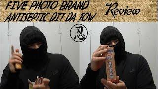 Fitness Shinobi: Five Photo Brand Antiseptic, Dit Da Jow Review