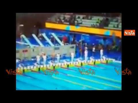 Niente minuto di silenzio per Barcellona, nuotatore spagnolo protesta così ai Mondiali